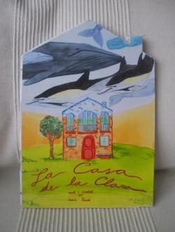 """Portada """"La Casa de la Clara"""""""
