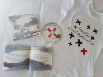 Libreto, CD, T-shirt