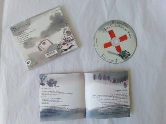 Libreto y CD