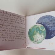 Luna y Mercurio